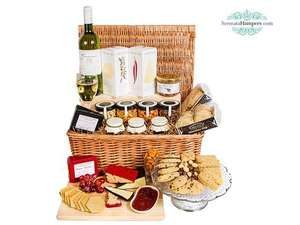 Amazon local deal £70  hamper > £35 delivered  choice of 3 different hampers + free next day delivery
