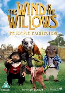 The Wind in the Willows - The Complete Collection DVD Boxset £8 @ Sainsbury's Entertainment