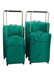 Super Light suitcases reduced in Matalan from £8.75 + £3.50 delivery or possible collect in store
