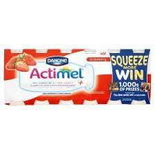 Actimel Drink 12x100g was £3.99 now £1.99 @ Tesco (in-store & online)