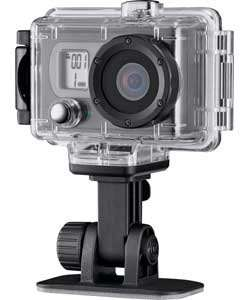 Hitachi HDSV01U HD Action Camera - Black - Argos RRP 99.99 - Now 49.99