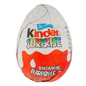 Kinder Eggs Only 46p Each! (Box Of 48 only £22.06 for at Costco In store only)