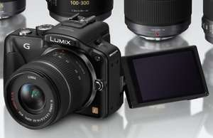 Panasonic G3 16MP Compact System Camera with 14-42mm Lens £199.99 (Argos Online and instore)