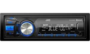 JVC KD-X250BT Bluetooth Media Reciever with Front USB/AUX Inpu £59.99 @ CarAudioDirect