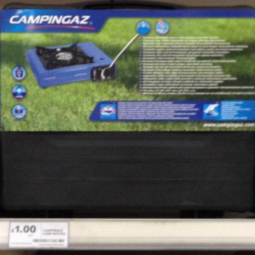 Campingaz Bistro 2200W 1 Burner £1.00 (90% Off) @ Tesco Instore