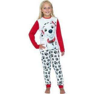 Disney 101 Dalmatians Girls' Pyjamas at Argos £ 3.99 Less Than Half Price