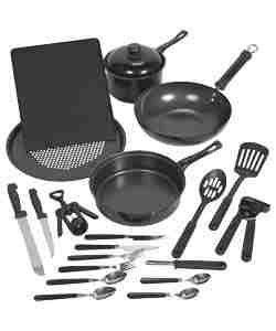 Argos Value Range 20 Piece Kitchen Essential Starter Set down to £12.99 @Argos