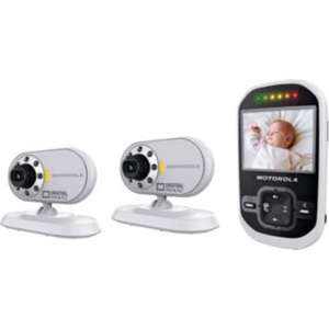Motorola MBP26 Digital Video Baby Monitor - Twin Pack.  £ 89.99 at Argos