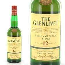 The Glenlivet 12 year old Single Malt Scotch Whisky 70cl @ Costco UK