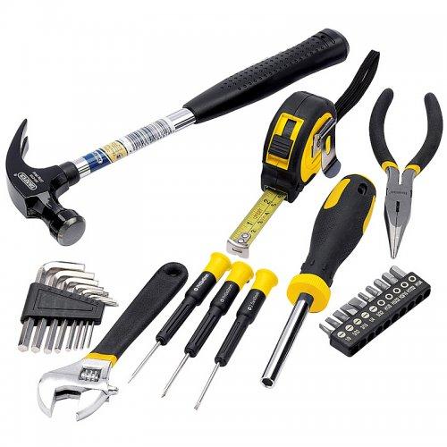 Draper 26 piece home tool kit in bag - £12 @ ASDA instore