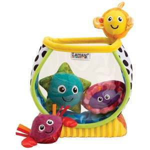 ** Lamaze My First Fishbowl now £7.50 @ Tesco Direct **
