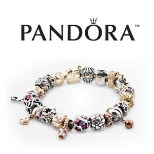 70% off Pandora Jewellery (Charms, Bracelets, Earrings) @ Republic of Jewels (& FREE DELIVERY)