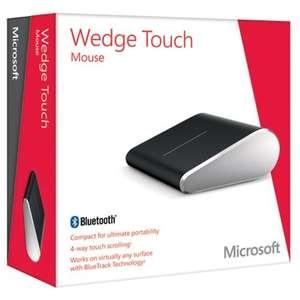 Microsoft Wedge Touch Mouse £34.99 at Technoshack