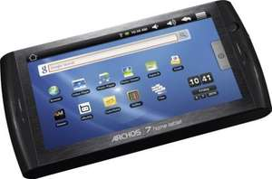 "Android Archos Tablet 7"" Delivered ONLY £39 - Tablet made for Kids @ Ebay/Tesco Outlet REFURB"