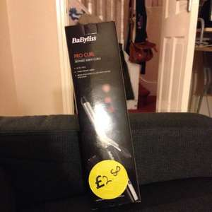 BaByliss Pro Curl @ Tesco instore (Southport) £2.50