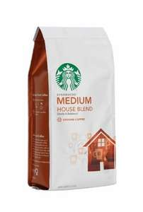 Starbucks House Blend Coffee Ground 227 g (Pack of 6) - £11.85 @ Amazon (£1.97 a pack) (warehouse deal)