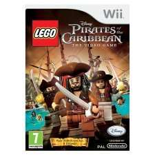 WII LEGO Pirates Of The Carribean Game £1.25 @ TESCO ONLINE
