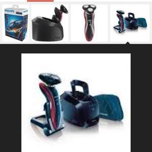 Philips shaver SensoTouch Wet & Dry Shaver  £99 @ Shavers
