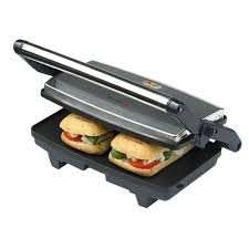 Panini Maker, hinged cover - £20 @ Asda Direct