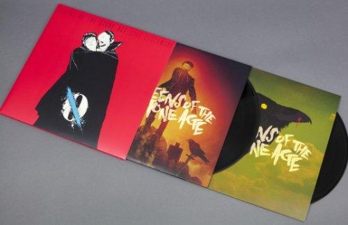 Queens Of The Stone Age - Like Clockwork Deluxe Vinyl LP @Amazon £18.95