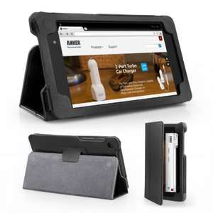 Anker Nexus 7 2013 Case - £9.98 home delivery @ Amazon (£5.99 with Prime / over £10 spend / Locker delivery)