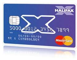 Halifax Clarity Credit Card - 12.9% APR No usage fees home or abroad