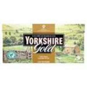 Yorkshire Gold 240 bags for £4 at Tesco starting tomorrow! Nationwide
