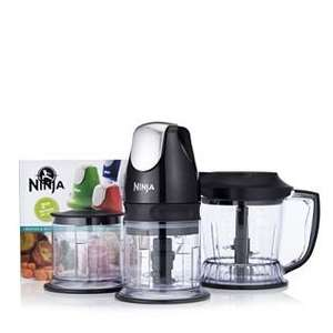 NINJA MASTER FOOD PROCESSOR £39.96. Delivered £45.91 QVC.CO.UK