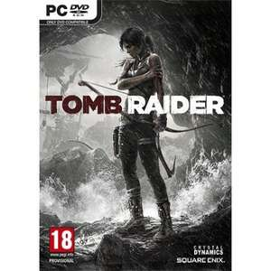Tomb Raider PC DVD £6.95 @ The Game Collection