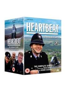 Heartbeat: The Complete Series 01 to 07 - The Rowan Years DVD £25 @ Network