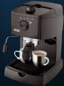 De'Longhi EC 145 - coffee machine with cappuccinatore - 15 bar £40 @ asda