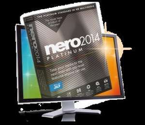 Nero 2014 Platinum Standard (usual price £79.99) @ Nero