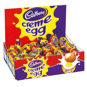 3 x Delicious Cadbury Creme Eggs £1 @ BP or ESSO