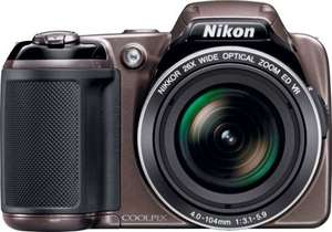NIKON L810 16MP BRIDGE DIGITAL CAMERA MINK £79.99 @ Argos / Ebay