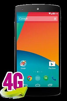 Nexus 5 16GB Sim Free Now £298 @ Carphone Warehouse