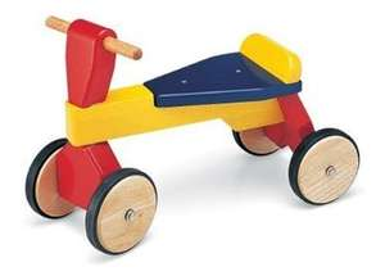 Pintoy Wooden Trike (Amazon) £25