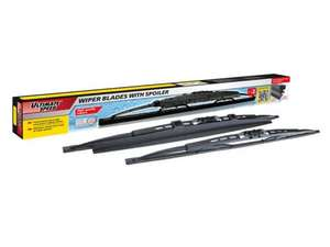 Ultimate speed wiper blades with spoiler £4.99 @Lidl from thursday 16th January