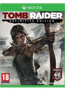 Tomb Raider Definitive Edition Xbox One & ps4 £33.99 Delivered @ Base.com