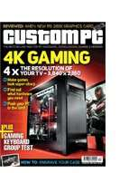 Get 50% off Custom PC (£27) and other Dennis Tech magazines @magazinedeals.co.uk