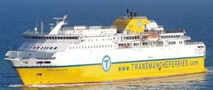 20% concessions on Newhaven-Dieppe Ferry