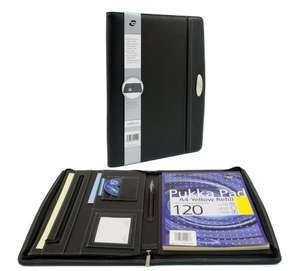 Pukka Pad A4 Conference Portfolio Folder £15.98 @ Amazon and sold by K Direct