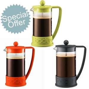 Bodum  8 Cup coffee Maker £9.99 currys  was £29.99