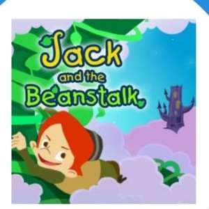 Vtech innotab app jack and bean stalk only £1 ebook @ vtechuk.com