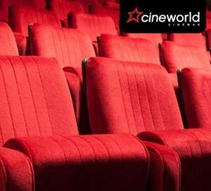 Two Cineworld tickets (all UK inc London): £11 @ TAP4offers