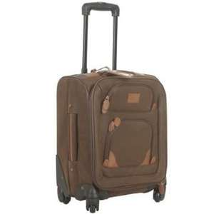 Kangol Chocolate 4 wheel Suitcase was £59.99 now £16.98 at Sports Direct.com