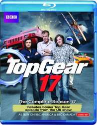 Top Gear Bluray Series 14, 15, 16 and 17 £10.94 each @ Amazon Canada