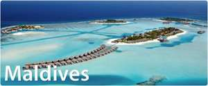 2 Weeks in the Maldives in a 3* hotel with Breakfast 26/1/14 flying with thomson DREAMLINER from Gatwick price is for 2 adults - £1440.96