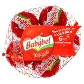 Mini Babybel normal or light 6 cheeses x 20g £1 @ Co-Op