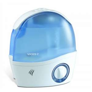 Vicks Cool Mist Mini Ultrasonic Humidifier for £45.00 @ direct.asda.com