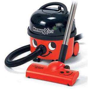 Numatic Henry Xtra HVX200A Vacuum Cleaner - Red for £122.95 @ Asda Direct